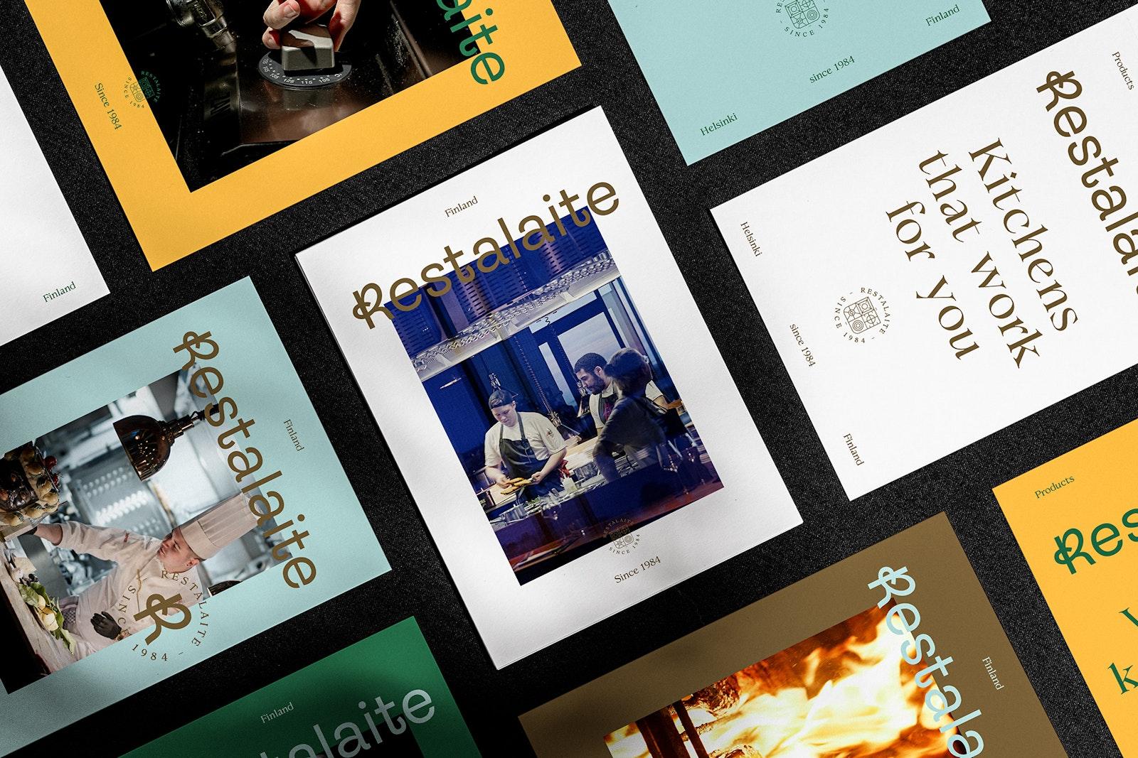 Restalaite identity elements.