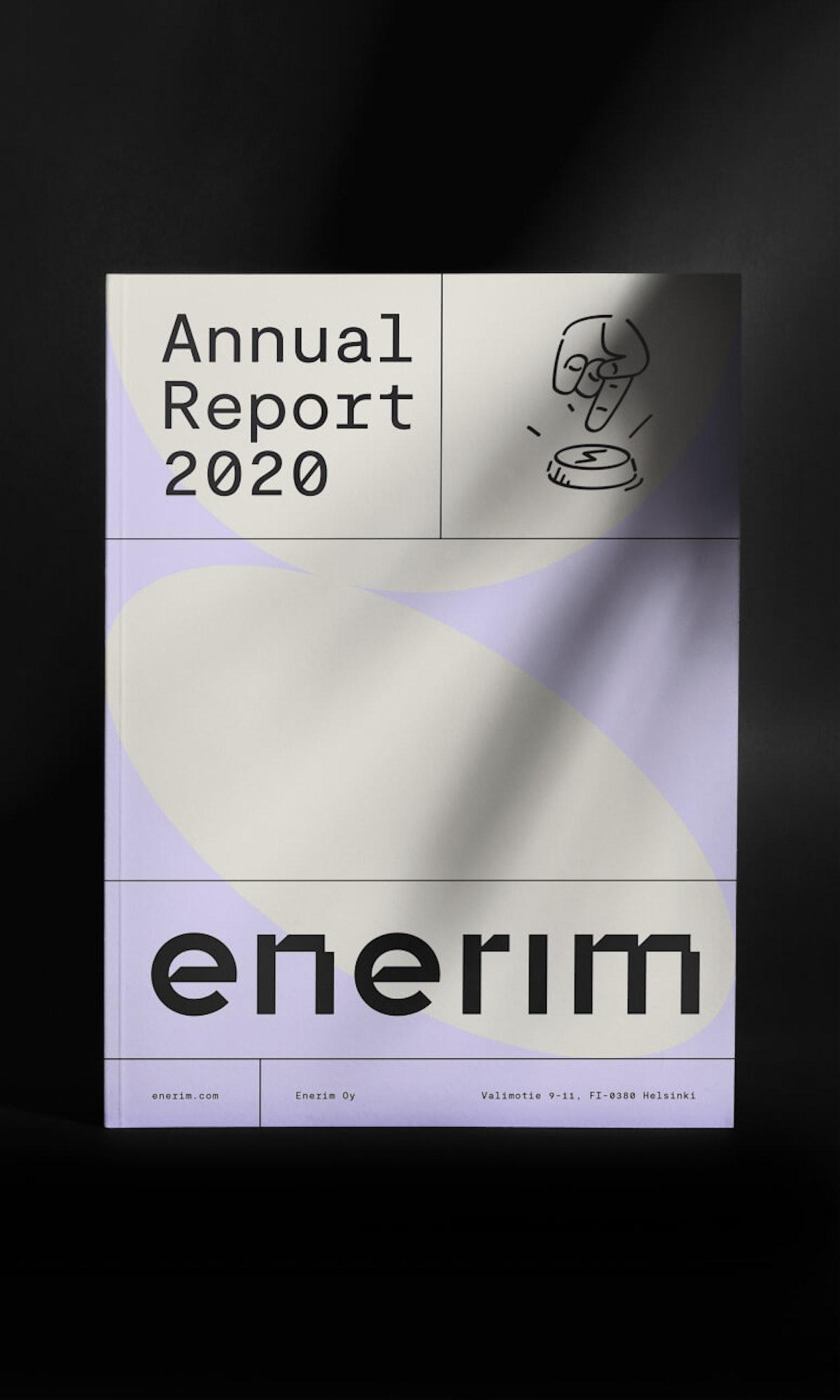 Enerim Annual Report 2020